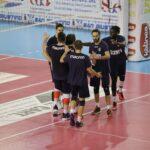 Pallavolo serie B/M:ERM group San Giustino, si lavora per l'esordio in campionato di sabato 23 gennaio